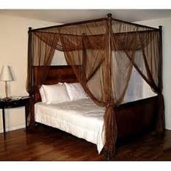 Bedroom Canopy Kmart Casablanca Palace Four Poster Bed Canopy Home Bed