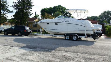 boat mechanic hialeah four winns 268 vista 2000 for sale for 25 000 boats