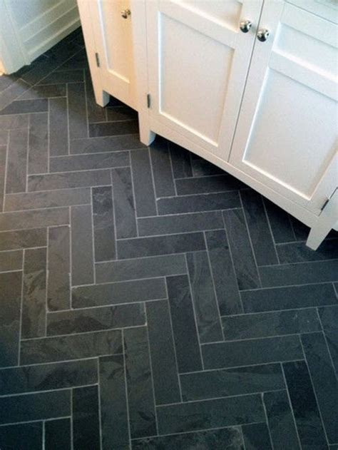Bathroom Flooring by 40 Grey Slate Bathroom Floor Tiles Ideas And Pictures