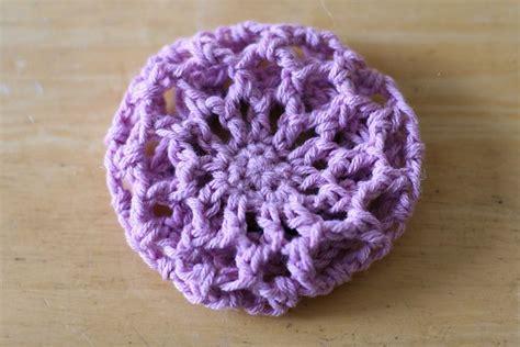 pattern for bun holder ballet bun cover by rachael faith crochet pinterest