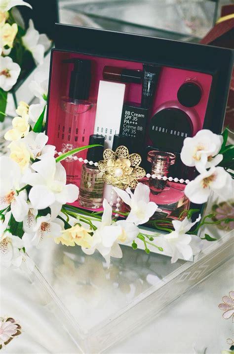 hantaran make up perfume lovely local wedding perfume and make up