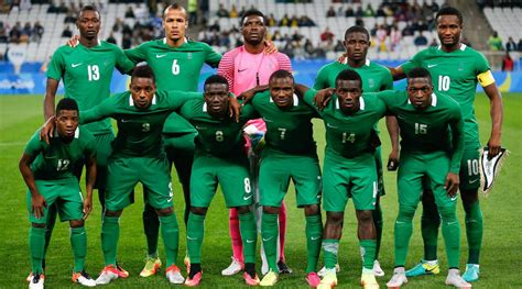 nigeria football team nigeria soccer threatening to boycott olympic quarterfinal