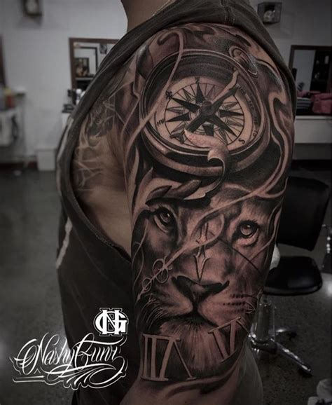 quarter sleeve tattoos for men 25 best ideas about mens half sleeve tattoos on