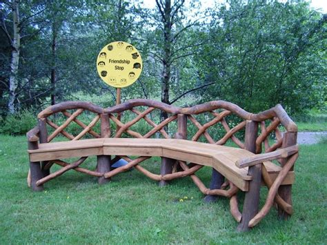 rustic outdoor furniture on pinterest log cabin furniture