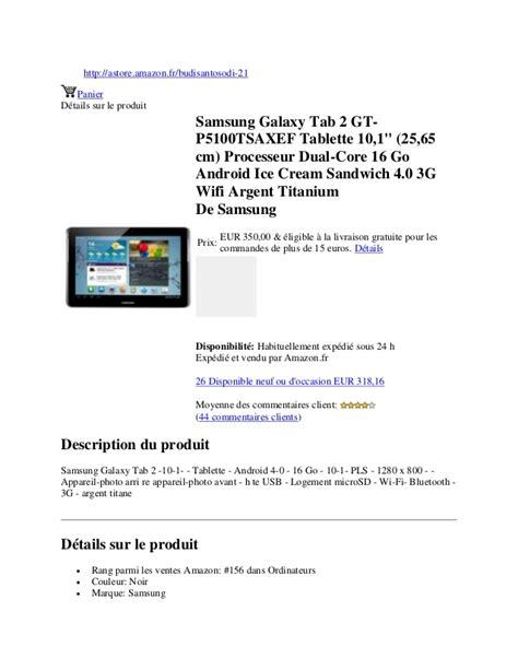 Samsung Tab 2 Ukuran 10 Inci samsung galaxy tab 2 gt p5100 tsaxef tablette 10 1 inci