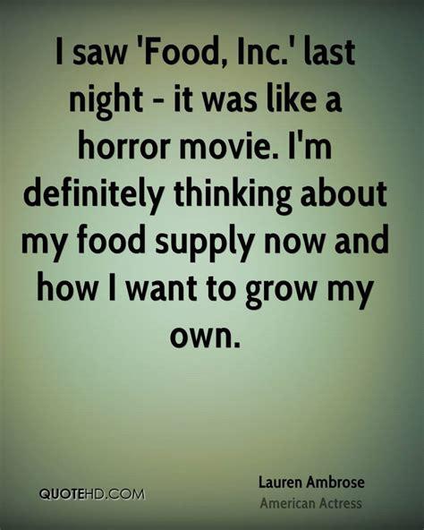 film quotes about food lauren ambrose quotes quotesgram