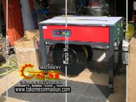 Mesin Bor Semi Otomatis mesin packing kardus semi otomatis toko mesin madiun