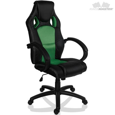 Sturdy Cing Chair by Racemaster Racing Office Chair Gs Series Swivel Chair