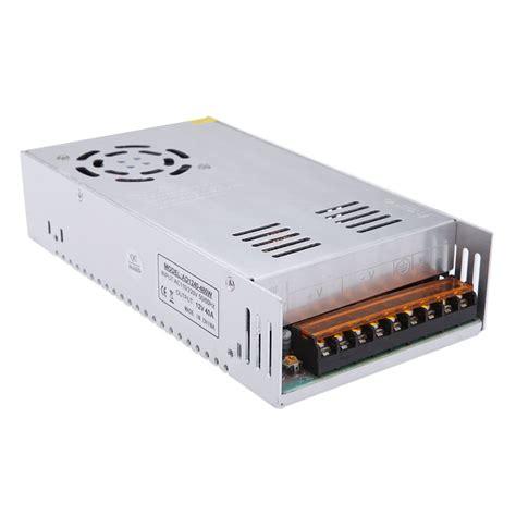 Sale 40a best ac 110v 220v to dc 12v 40a 480w voltage sale