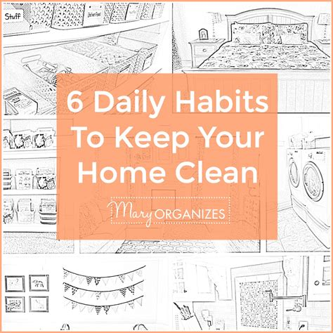 11 daily habits to keep a house clean and tidy clean and how to keep your home clean how to keep your home clean