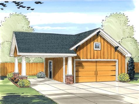 detached garage plans with carport woodguides