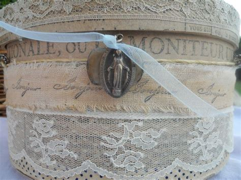 111 best images about hat boxes shabby chic on