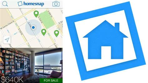 how to use homesnap real estate app heavy