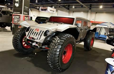 Fab Fours Jeep Jeep Fab Fours