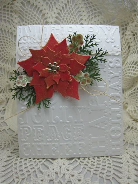 lisas holiday red punch 17 best images about cards poinsettia on seasons tim holtz and cherry cobbler