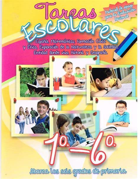 imagenes tareas escolares tareas escolares para primaria de 1 186 a 6 186 grado 897 00