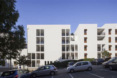 Gallery Of 58 Social Housing In Antibes Atelier Pirollet   gallery of 58 social housing in antibes atelier pirollet