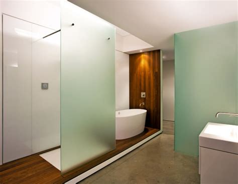 glass wall panels bathroom 18 glass wall panel designs ideas design trends