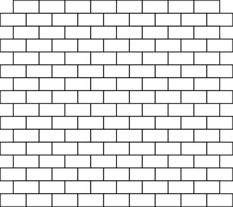brick pattern line drawing white bricks clip art at clker com vector clip art