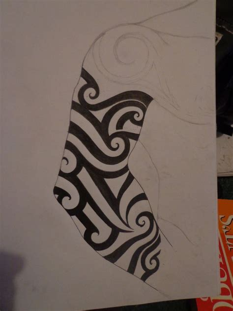 simple polynesian tattoo design polynesian tribal drawings tribal polynesian tattoo