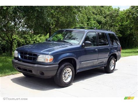 2000 ford explorer xls 2000 wedgewood blue metallic ford explorer xls 4x4