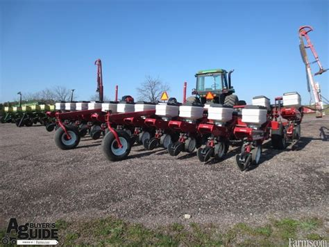 12 Row Corn Planter For Sale by Bryans Farm Industrial Supply Ltd Used Farm Equipment