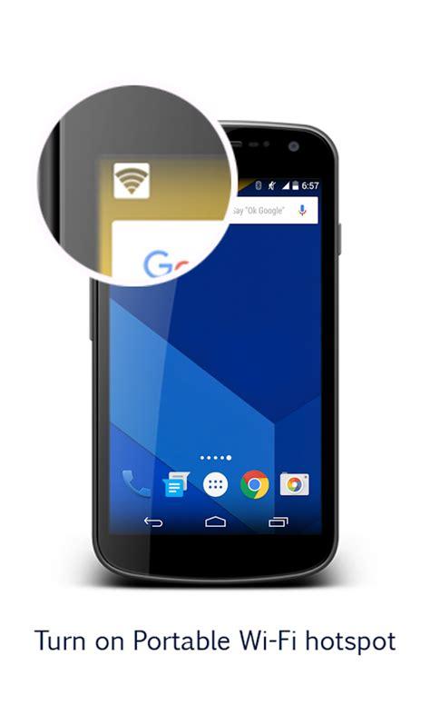 portable wi fi hotspot  apk  android