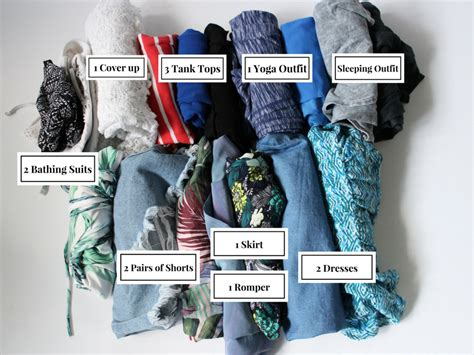packing minimalist a minimalist packing guide and packing tips for a