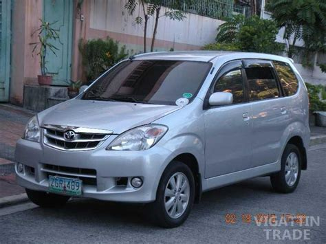 Avanza Top T3009 8 2007 toyota avanza g top of d line orig paint automatic vigattin trade