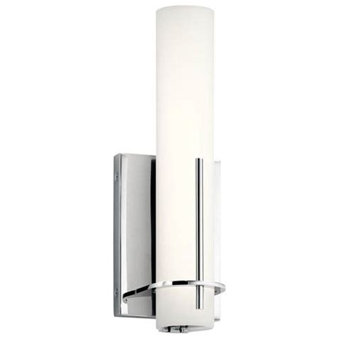 Cabinet Traverso by Elan Traverso Chrome Led Bath Sconce On Sale