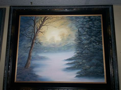 bob ross painting instructor course don belik bob ross 174 painting classes tranquil