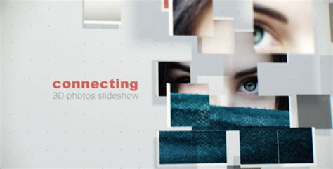 Videohive Connecting 3d Photos Slideshow Free Download Free After Effects Template Videohive 3d Photos Slideshow After Effects Template