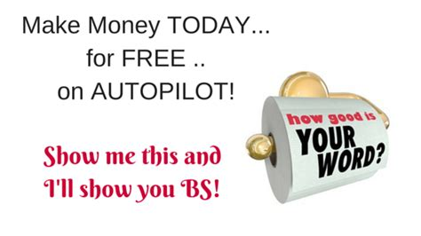 How To Make Money Online On Autopilot For Free - how to make money online on autopilot for free howsto co
