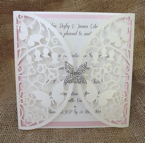 wedding invitations butterfly 25 best ideas about butterfly wedding invitations on
