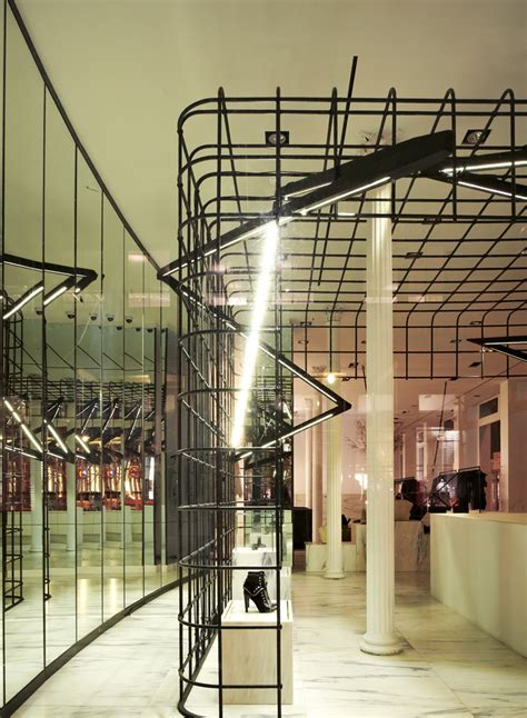 wang lighting installation