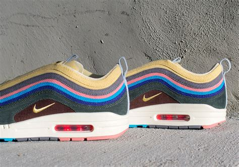 Nike Wotherspoon wotherspoon nike air max 97 1 hybrid corduroy release date sneakernews