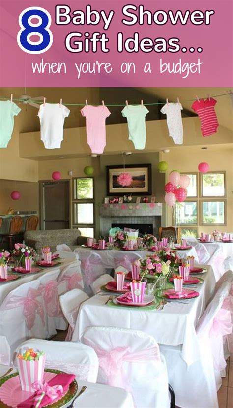 What To Give On A Baby Shower by 8 Affordable Cheap Baby Shower Gift Ideas For Those On A
