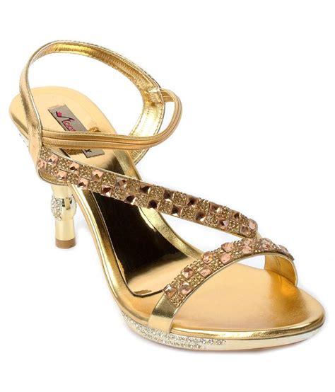 Sandal Wanita Fladeo Gold Kotak foot gold ethnic sandals price in india buy foot gold ethnic sandals at snapdeal