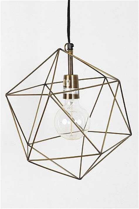 21 Industrial Ls Even Nonhipsters Will Love Geometric Light Fixtures