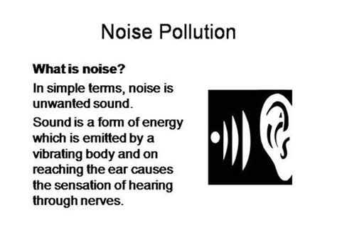 Noise Pollution  authorSTREAM
