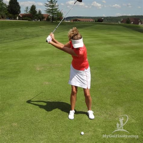 wedge golf swing how to dial down your wedges my golf instructor