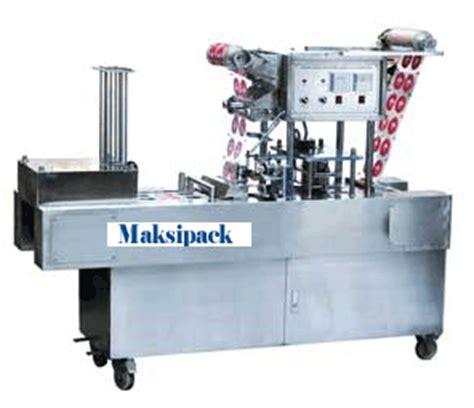 Mesin Sealer Cup jual mesin cup sealer 4 line di bandung toko mesin