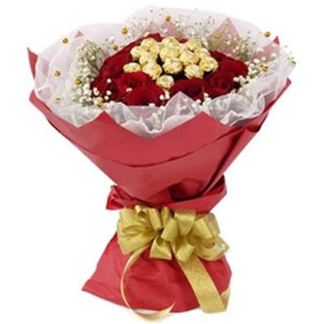 ferrero rocher valentines day s day gifts to india send valentines day