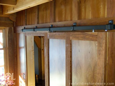 Barn Door Hardware Rustic Kitchen Seattle By Real Barn Door Hardware Seattle
