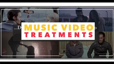 music video treatment template how to write treatments
