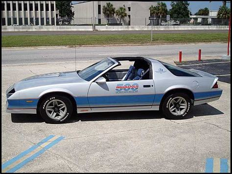 1982 camaro pace car for sale 1982 camaro indy 500 pace car used camaros for sale at