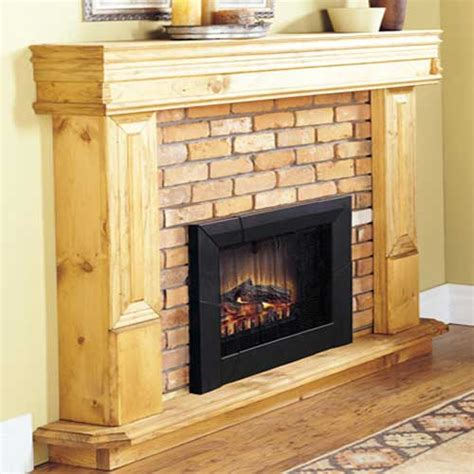 Electric Fireplace Discount by Dimplex Flush Mount Picture Frame Surround For 39 Inch