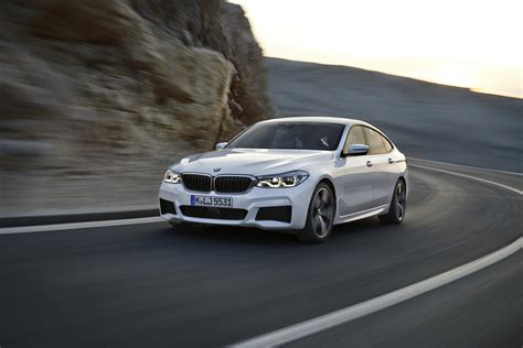 Bmw 640i Price 2018 Bmw 6 Series Gran Turismo Officially Debuts 640i Gt
