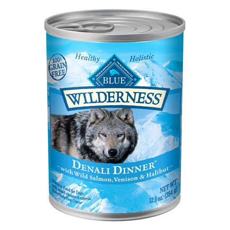 wilderness puppy food blue buffalo wilderness denali dinner canned food petco