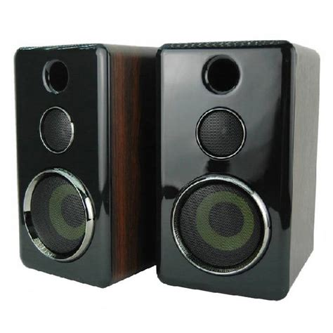 wooden home theater 5 1 surround speakers 4 inch woofer 2